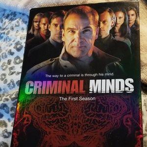 Criminal Minds first season